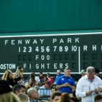 Foo Fighters @ Fenway Park