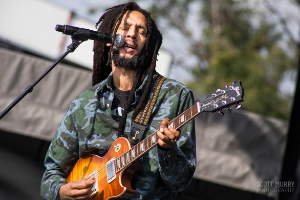 Julian Marley © 2016 by Scott Murry