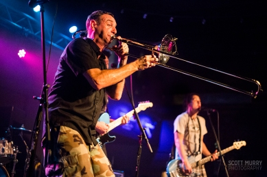 Less Than Jake at Brighton Music Hall in Boston, MA