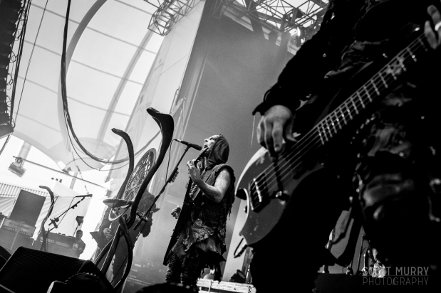 Behemoth @ Blues Hills Pavilion © 2017 Scott Murry