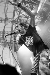 Lamb of God @ Blues Hills Pavilion © 2017 Scott Murry
