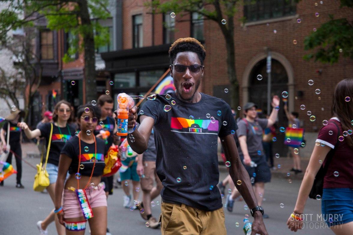 Boston Pride Parade © Scott Murry