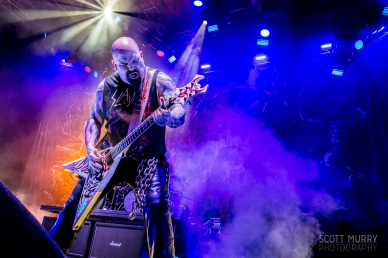 Slayer @ Blues Hills Pavilion © 2017 Scott Murry