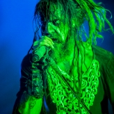 Rob Zombie at Riot Fest © Scott Murry