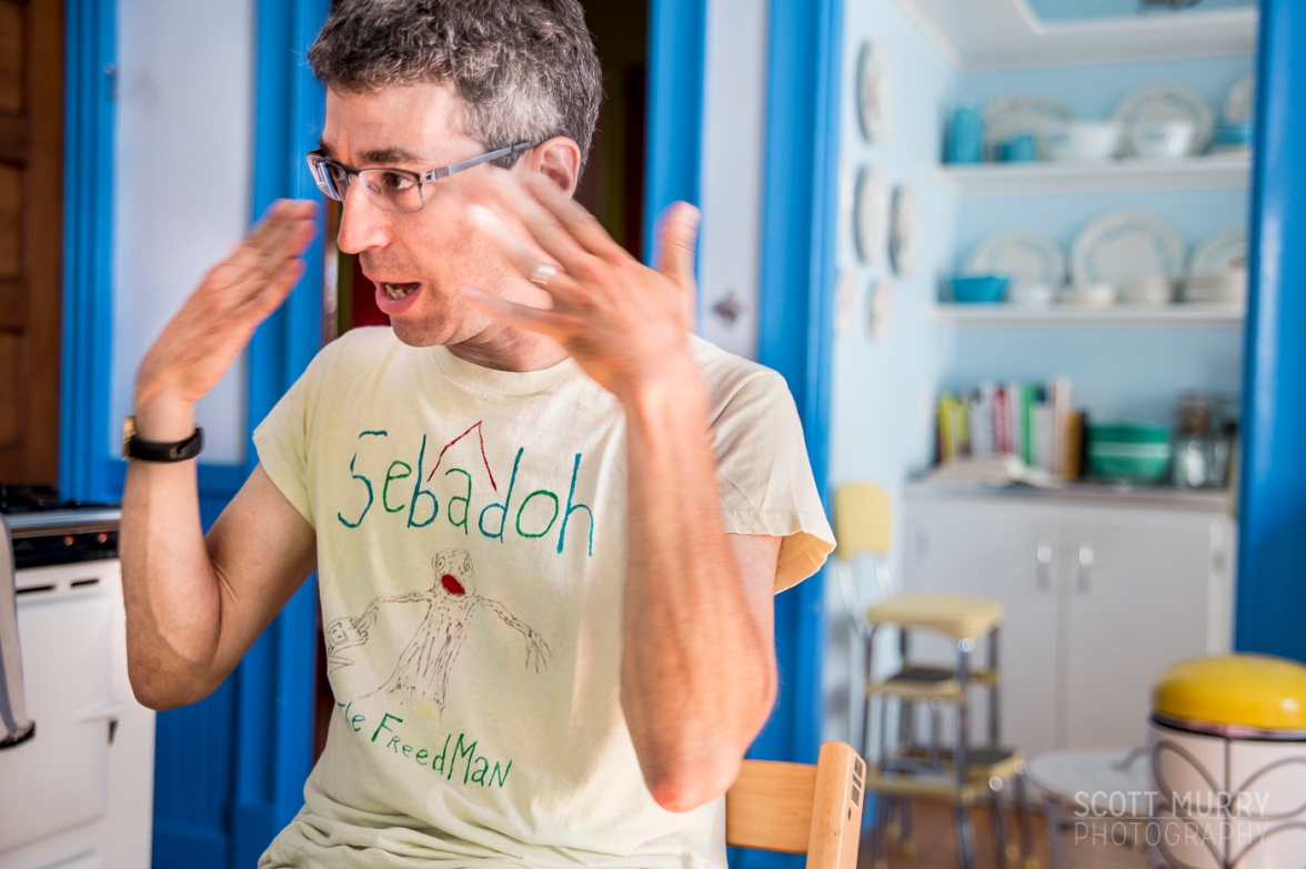 Jon Bernhardt: Theremin Wizard for Bandcamp Daily