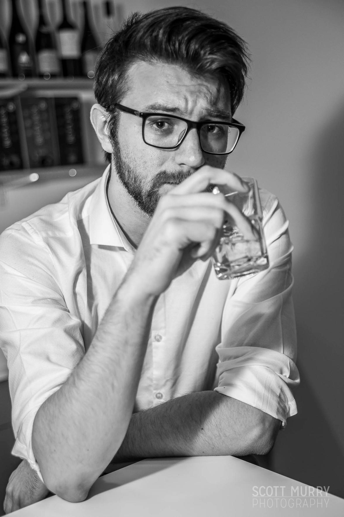 Portrait © 2017 Scott Murry