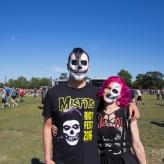 Misfits fan @ Riot Fest ©2017 Scott Murry