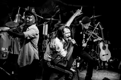 Gogol Bordello @ Paradise ©2017 Scott Murry