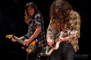 Courtney Barnett + Kurt Vile @ The Orpheum ©2017 Scott Murry