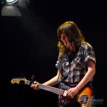 Courtney Barnett + Kurt Vile @ The Orpheum ©2017 Scott Murry