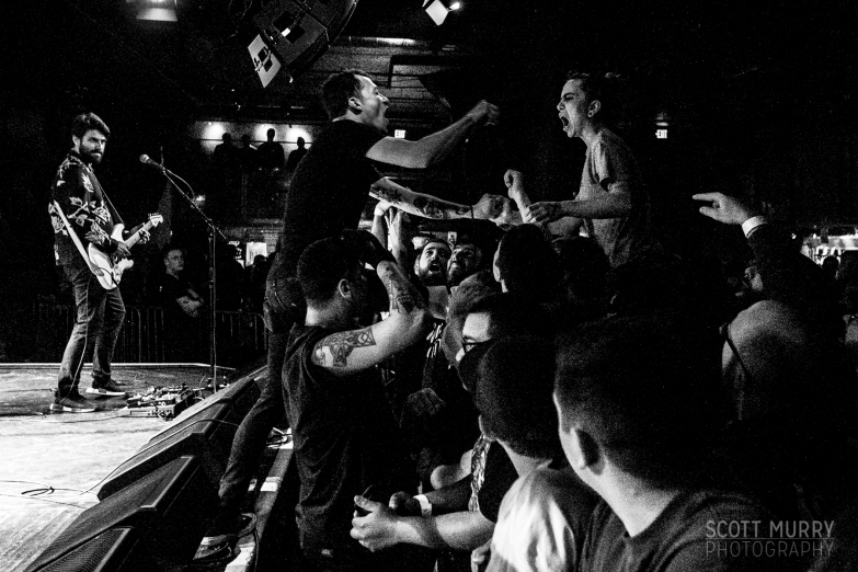 Touché Amore ©2018 by Scott Murry