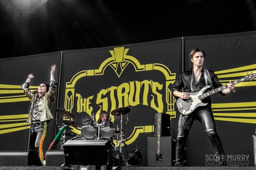 The Struts © 2018 Scott Murry