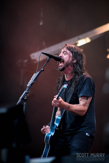 Foo Fighters © 2018 Scott Murry