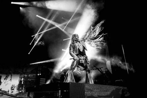 Rob Zombie © 2018 Scott Murry