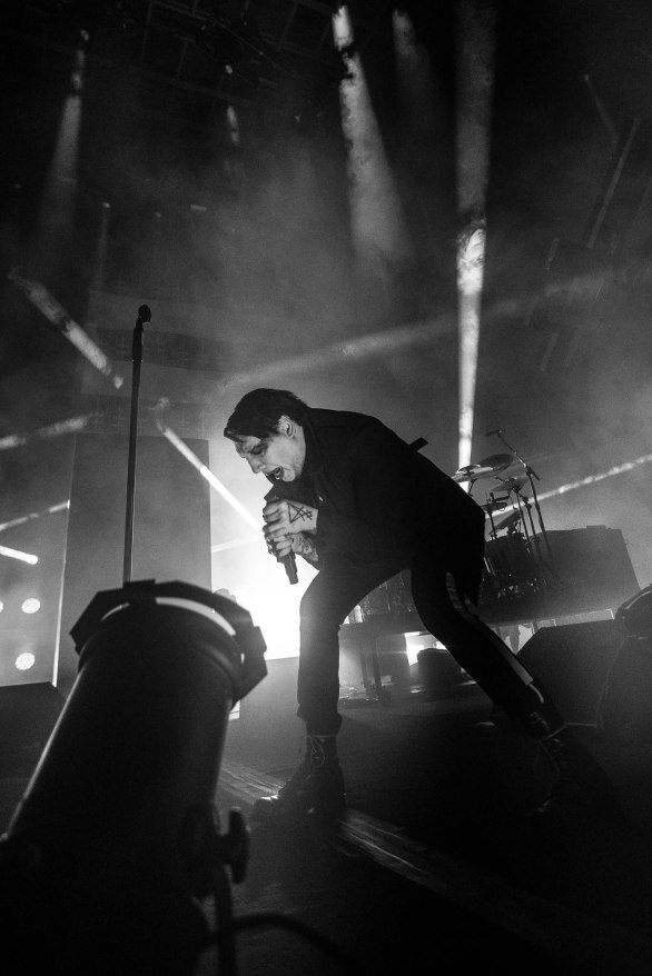 Marilyn Manson © 2018 Scott Murry