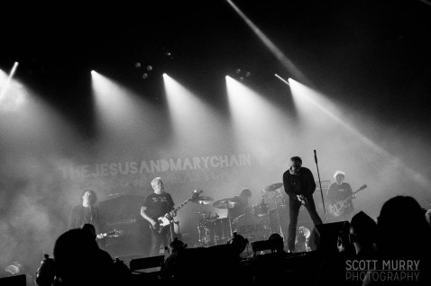 The Jesus and Mary Chain © 2018 Scott Murry