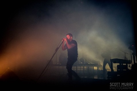 Nine Inch Nails © 2018 Scott Murry